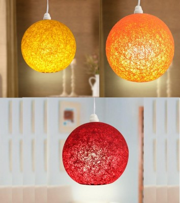 Skywoods Yellow, Orange, Red Nylon Lantern