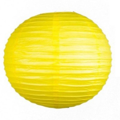 Toygully Yellow Paper Lantern