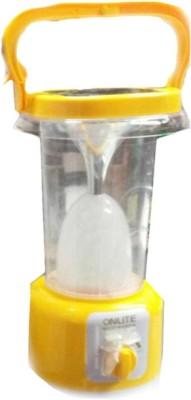 Onlite Orange Plastic Lantern
