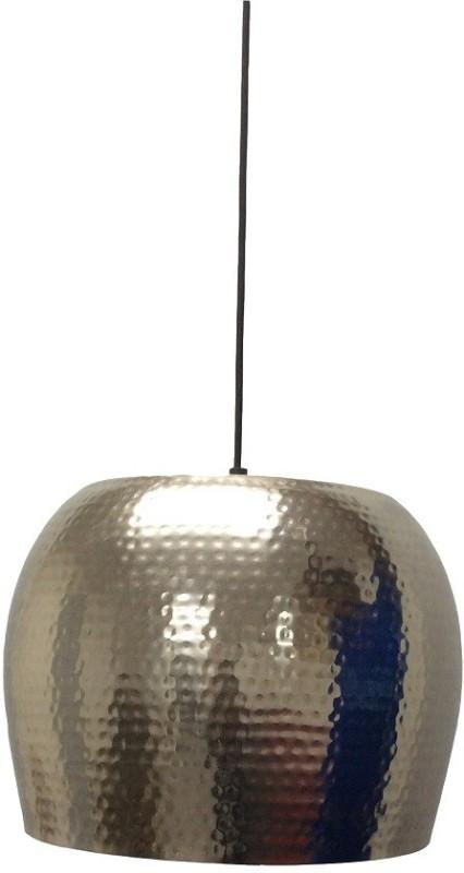 Yudezine Silver Silver Lantern(30 cm X 25 cm, Pack of 1)
