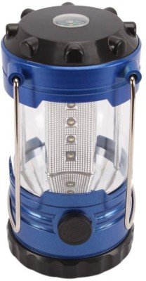 Sahibuy Blue Plastic Lantern
