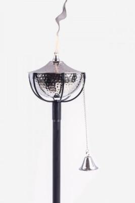 Elvy Silver Copper Lantern