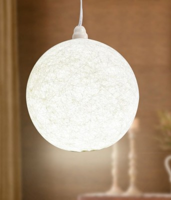 Skywoods White Nylon Lantern