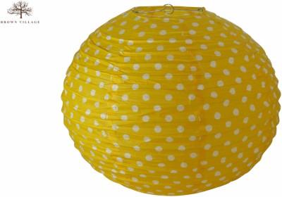 Boxify Yellow Paper Lantern