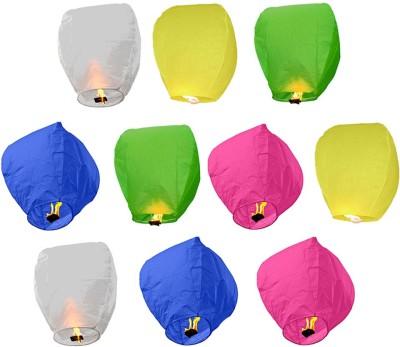AVE Multicolor Paper Sky Lantern