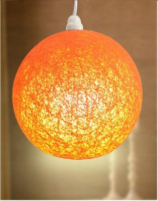 Skywoods Orange Nylon Lantern