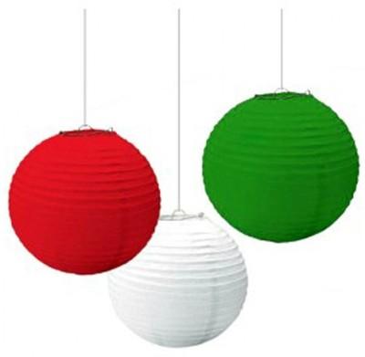 TGs Multicolor Paper Lantern