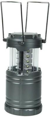 Taino Collapsible 15 LED Camping Hiking Tent Steel Stainless Steel, Polypropylene Lantern