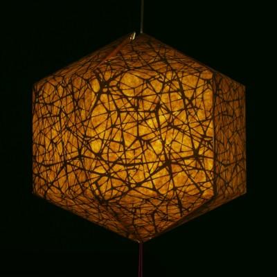 Brownfolds Brown Paper Lantern
