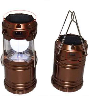 PERSONA Multicolor Plastic Lantern