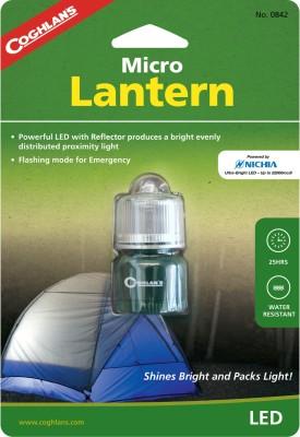 Coghlans Green Glass Lantern