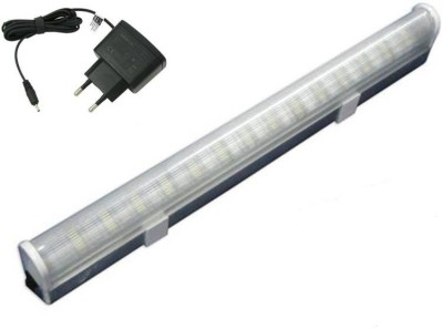 Mazda Energy Rechargeable LED Tube Light White Aluminium, Plastic Lantern