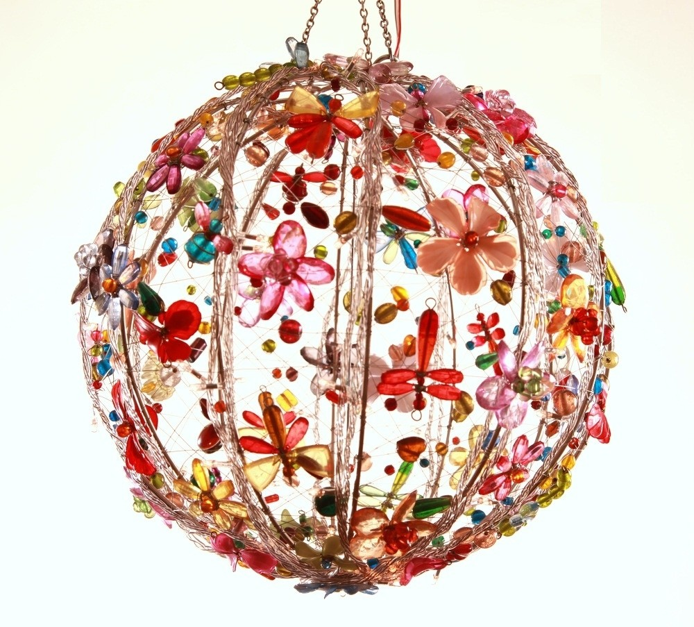 Kanhai Enchanting Multicolor Stainless Steel Lantern(30.5 cm X 30.5 cm)