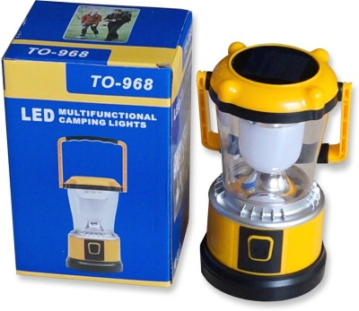 AOKEMAN Yellow, Black Plastic Lantern
