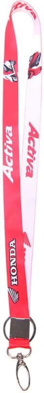 Merchant Eshop Honda Activa Lanyard(Red)