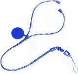 Zarsa Zipper Lanyard (Blue)