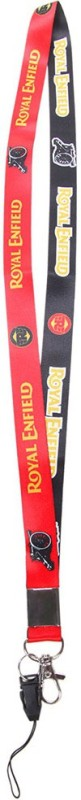 Merchant Eshop Royal Enfield Lanyard(Red)
