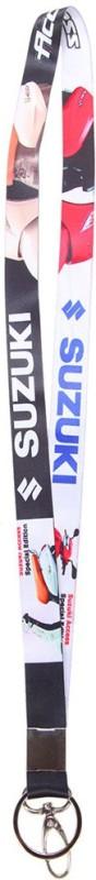 Merchant Eshop Suzuki Access Lanyard(Black)