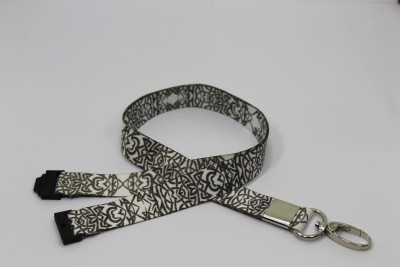 Weird Wolf WW-OS-05 Lanyard(Black)