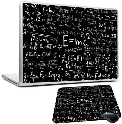 Print Shapes E=mc Combo Set