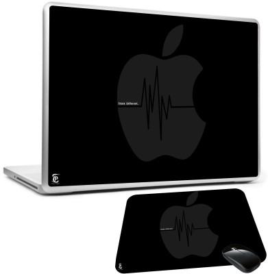 Print Shapes Heart beat apple Combo Set