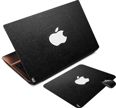 Print Shapes Apple on Leather Combo Set