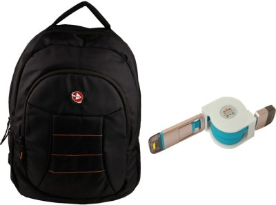 QP360 Laptop Bag And Usb Charge And Sync Cable For Smart ,Iphones Combo Set