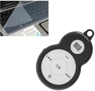 QP360 Laptop Anti Dust safety cover 15.6inch,Bluetooth Music Shutter Combo Set