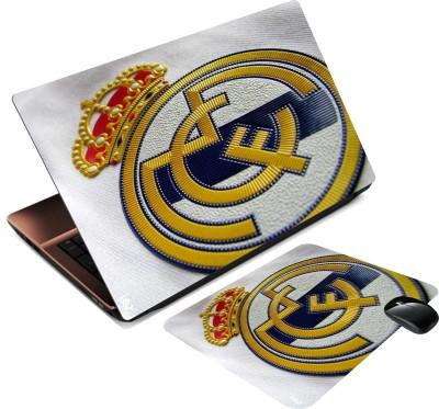 Print Shapes Real Madrid cf logo 1 Combo Set