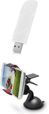 Bigkik PORTABLE USB LIGHT, MOBILE HOLDER Combo Set