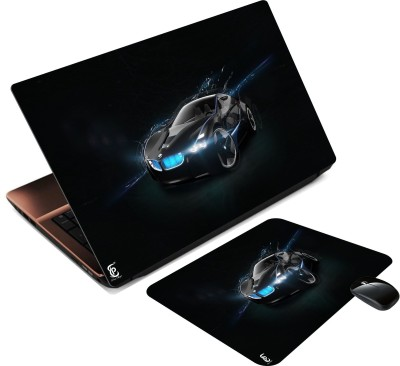 Print Shapes bmw vision super car Combo Set