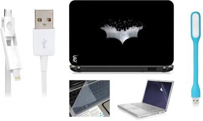 Print Shapes Batman Cracked Combo Set
