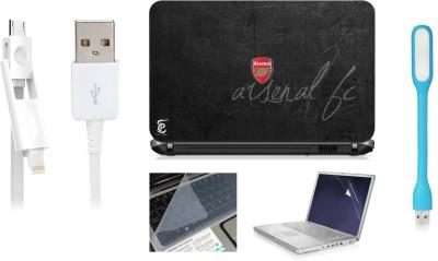 Print Shapes Arsenal Fc Combo Set