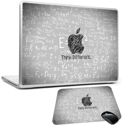 Print Shapes Typo Apple with think different Combo Set