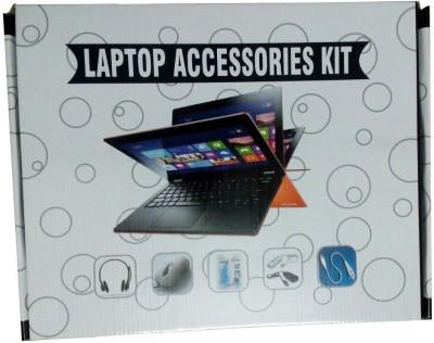Universal Mart 8 in 1 Laptop Accessories Kit Combo Set