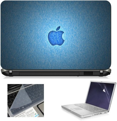 Print Shapes Apple Blue Combo Set