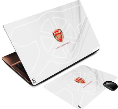 Print Shapes FC Arsenal White Combo Set