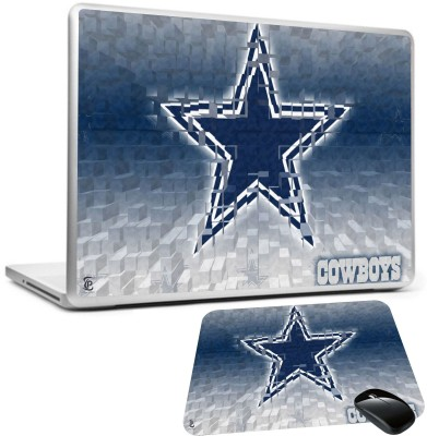 Print Shapes Dallas Star Cowboys Combo Set