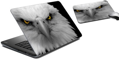 meSleep Eagle Laptop Skin and Mouse Pad 70 Combo Set