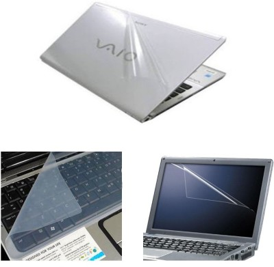 Psycho Art 3 in 1 Laptop Skin, Screen & Key Guard Combo Set
