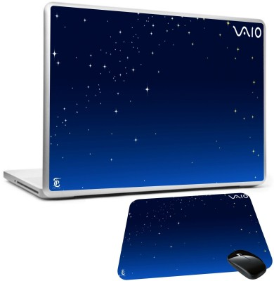 Print Shapes Sony vaio with star Combo Set