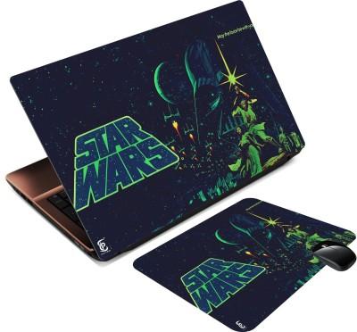 Print Shapes star wars poster Combo Set