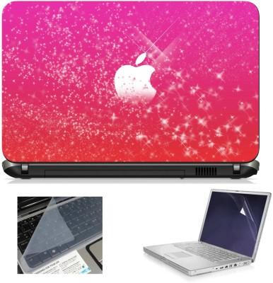 Print Shapes Apple Pink Stars Combo Set