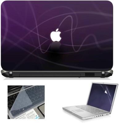 Print Shapes Apple Purple Combo Set