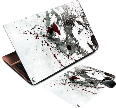 Print Shapes Winter Wolf Combo Set