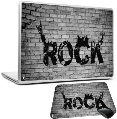 Print Shapes Black Rock Combo Set