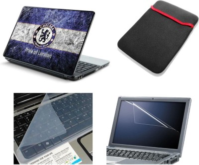Namo Art Laptop Accessories Pride of London 4in1 14.1 Combo Set