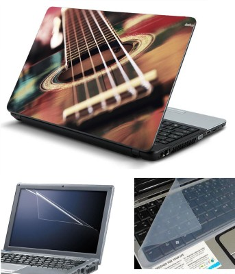 Namo Art 3in1 Laptop Skins with Screen Guard and Key Protector HQ1035 Combo Set