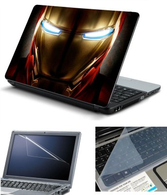 Namo Art 3in1 Laptop Skins with Screen Guard and Key Protector HQ1061 Combo Set