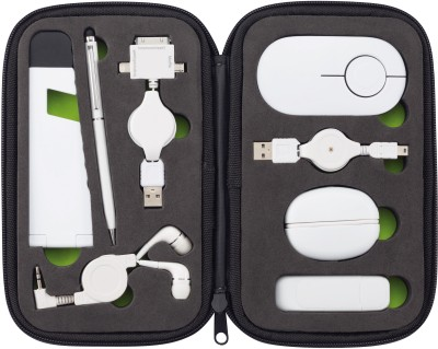 Loooqs Multimedia Travel Kit Combo Set
